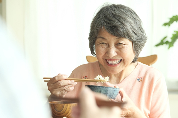 予防歯科で食事も美味しく!